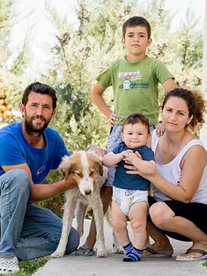 Elvin & Familie